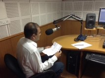 speech at fm radio